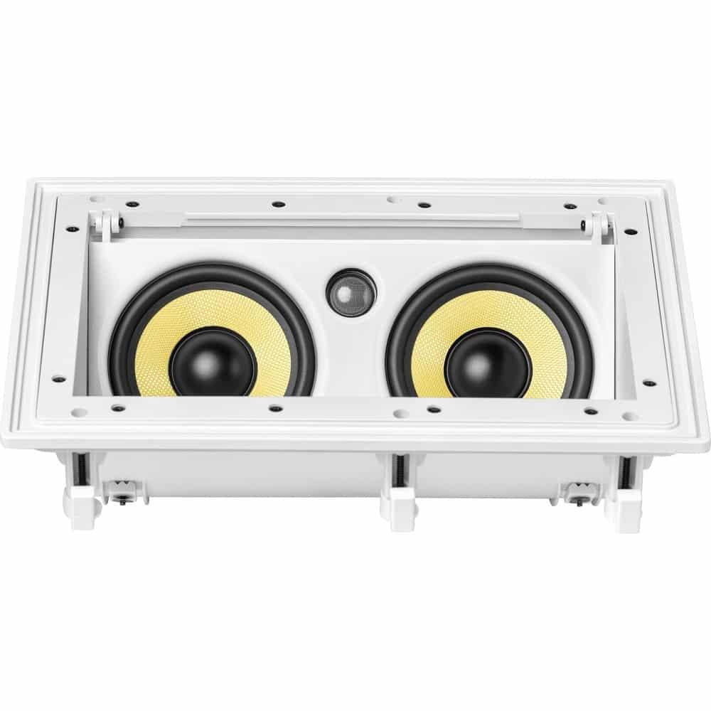 Caixa de Embutrir JBL Ci55RA - Projetada para reprodução dos médios