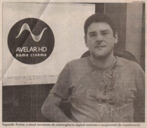 Diário do Comércio - foto de Carlos Avelar